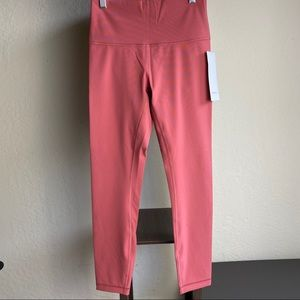 "Lululemon Wunder Under HR 25"" *Full-On Luxtreme"